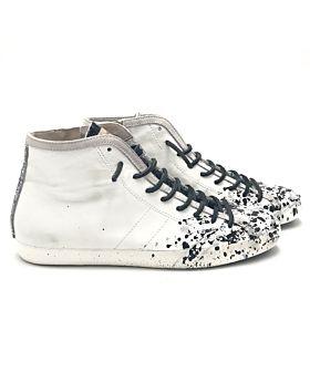 Glitter Black / Silver