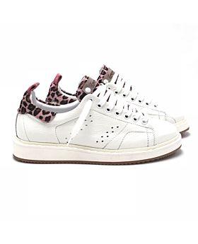 Street - WHITE Dalmata pink