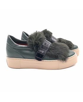 Fur green