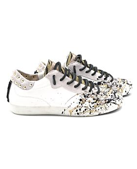 Zebra gold /studs