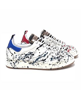 Street - WHITE Giraffa - red/blue - Schizzi