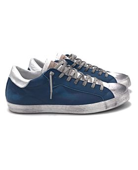 Elettric blu / silver